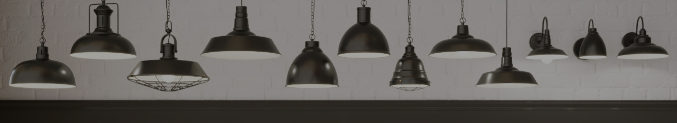 Vintage & Retro Pendant Lights