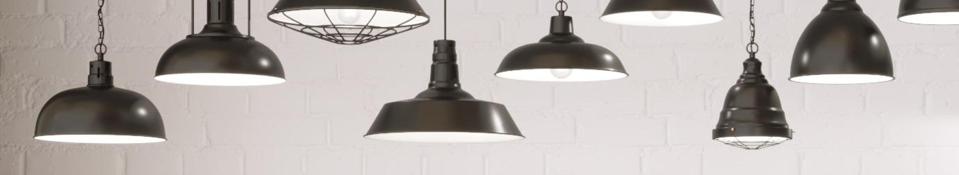 Urban & Industrial Pendant Lights