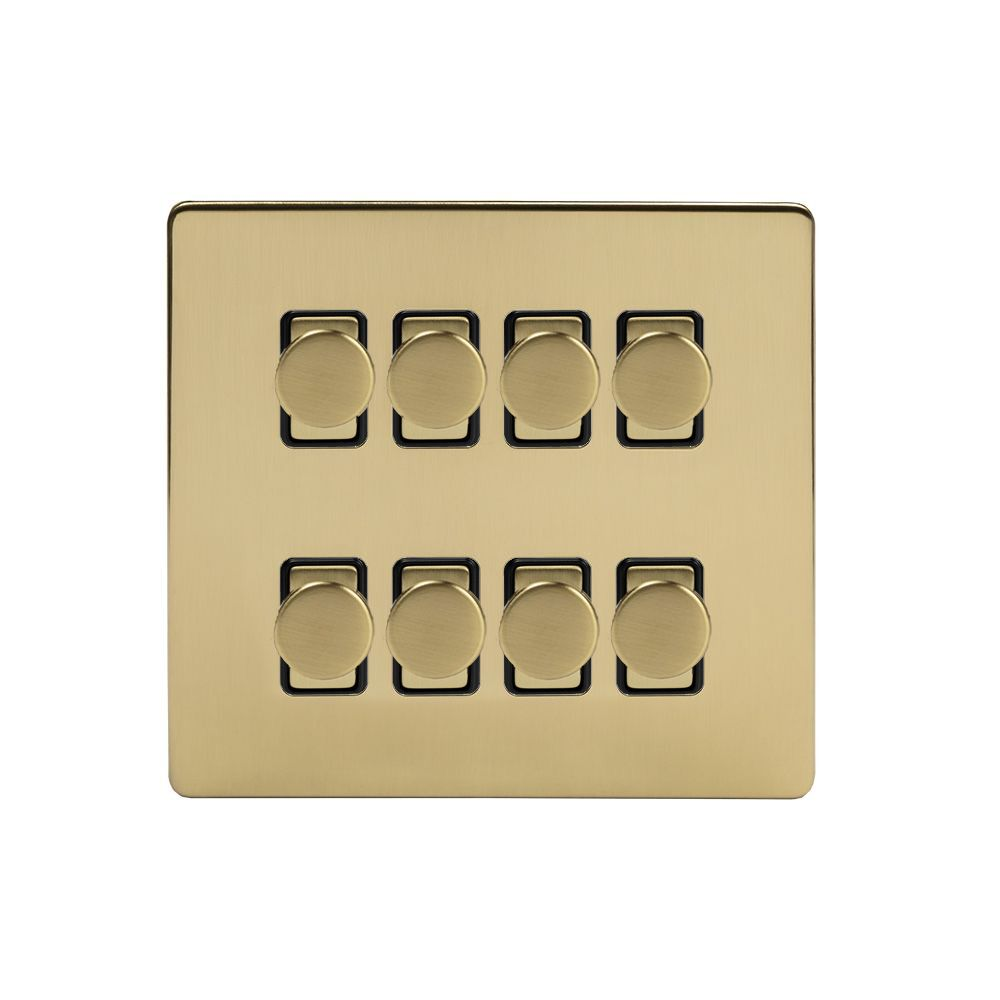 8 Gang Dimmer Switches