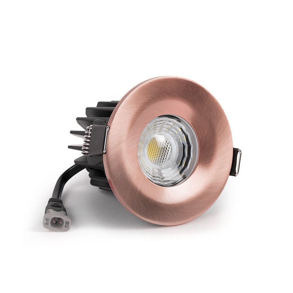 Copper Downlights