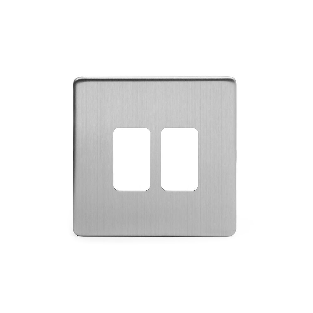 Traditional Plate Grid Plate and Switches