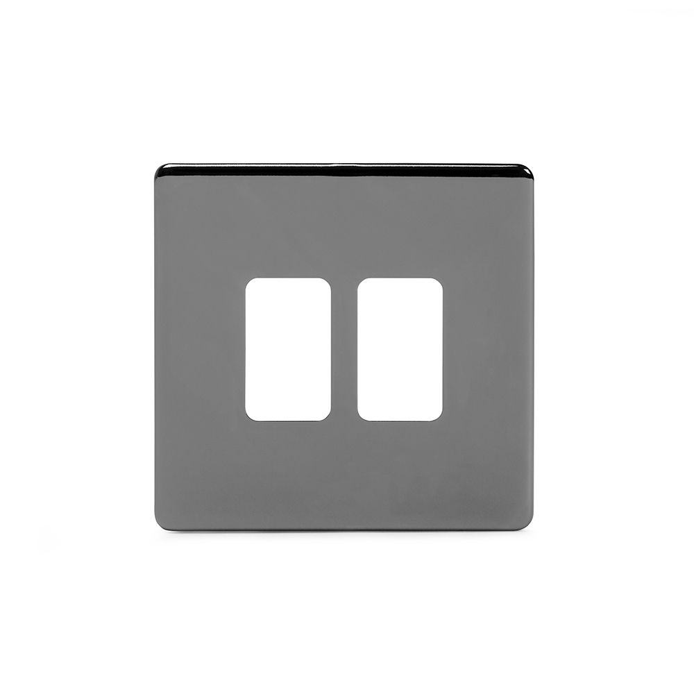 Traditional Plate Grid Plates & Switches