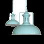 Turquoise Kitchen Pendant Light