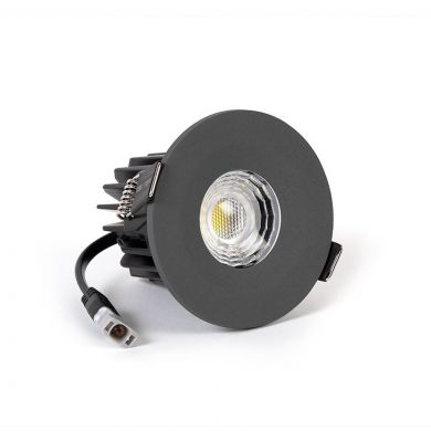 Graphite Grey LED Downlights