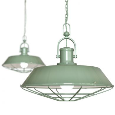 Mint Green Kitchen Island Pendant Lights