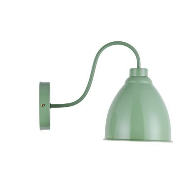 Sage Green Wall Light