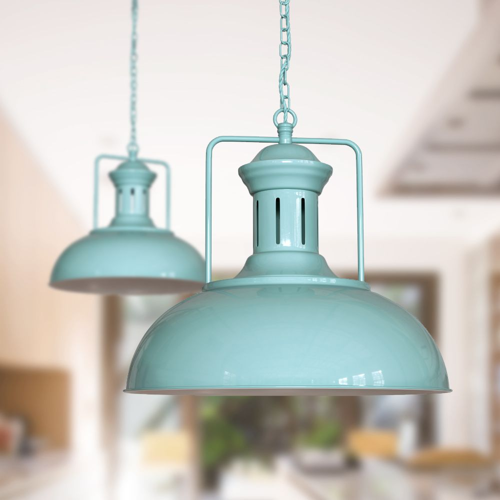 Regent Vintage Kitchen Pendant Light