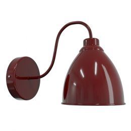 Claret Wall Light - Oxford Vintage - Soho Lighting