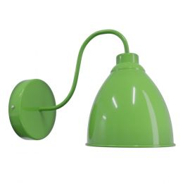 Lime Green Wall Light - Oxford Vintage - Soho Lighting