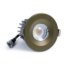 Bronze LED Downlight