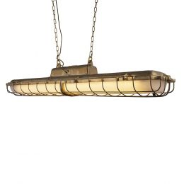 Industrial Strip Pendant Light
