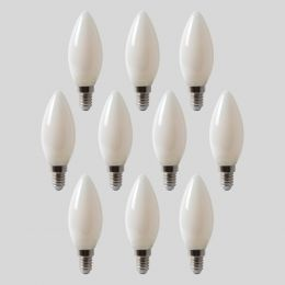 4100K LED Bulb Candle Chandelier