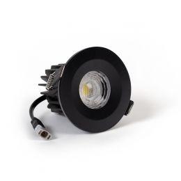 Matt Black LED Downlight