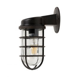 Weathered Black IP44 Wall Lights