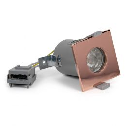 Copper Square Downlights