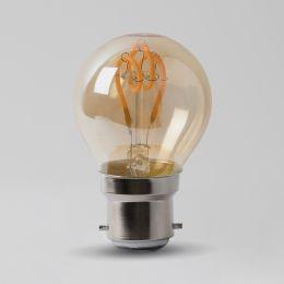 Vintage-Edison Style LED Globe