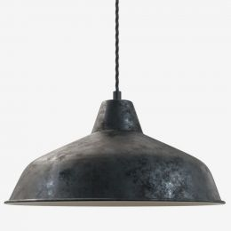 Black Industrial Breakfast Bar Pendant Light