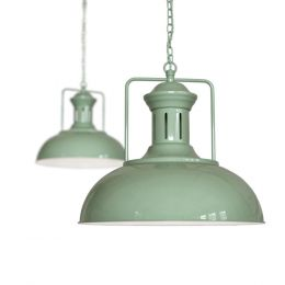 Mint Green Breakfast Bar Pendant