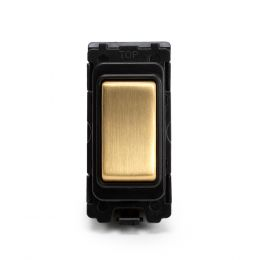 Soho-Lighting-Brushed-Brass-2-Way-Off-Retractive-Grid-Switch