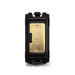 Soho-Lighting-Brushed-Brass-Fuse-Unit-Grid-Module