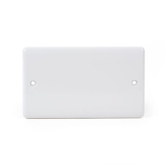 White Urea ST Range Double Blank Plates