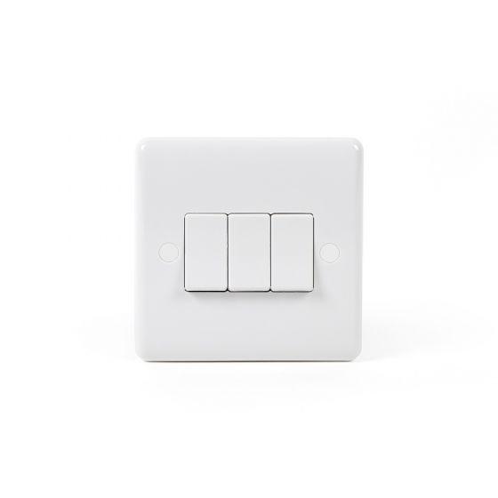 3 gang light switch