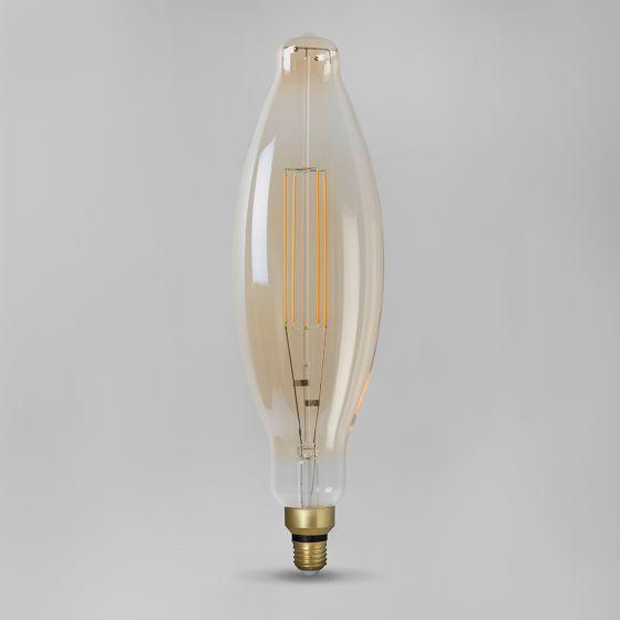 Vintage StyleEdison Clear LED 3.5K Bulb Straight Filament