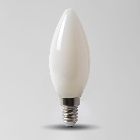 4100K LED Bulb Candle Chandelier