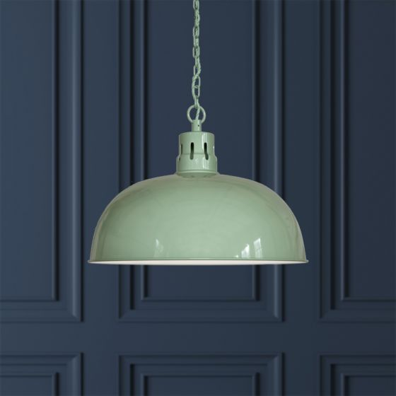 Mint Green Kitchen Pendant Light