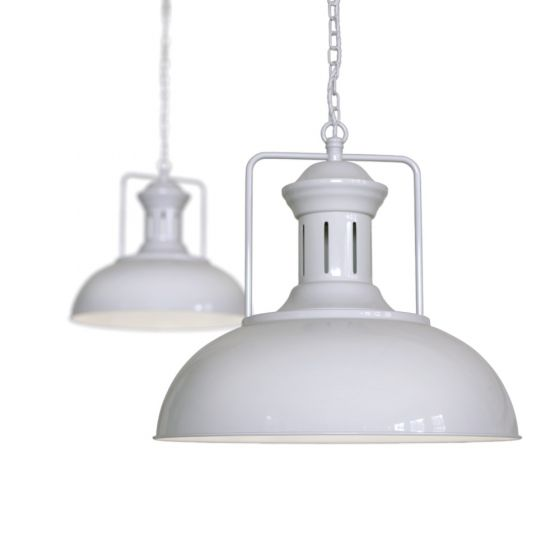 Grey Kitchen Pendant