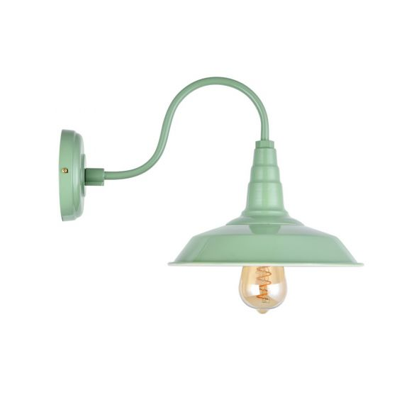 Chalk Green Wall Light