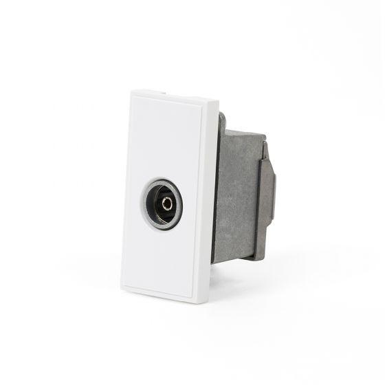 Soho EuroMod TV Outlet (FE)- White
