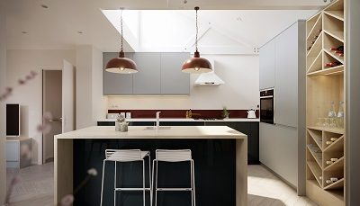 Lighting for Contemporary Kitchens